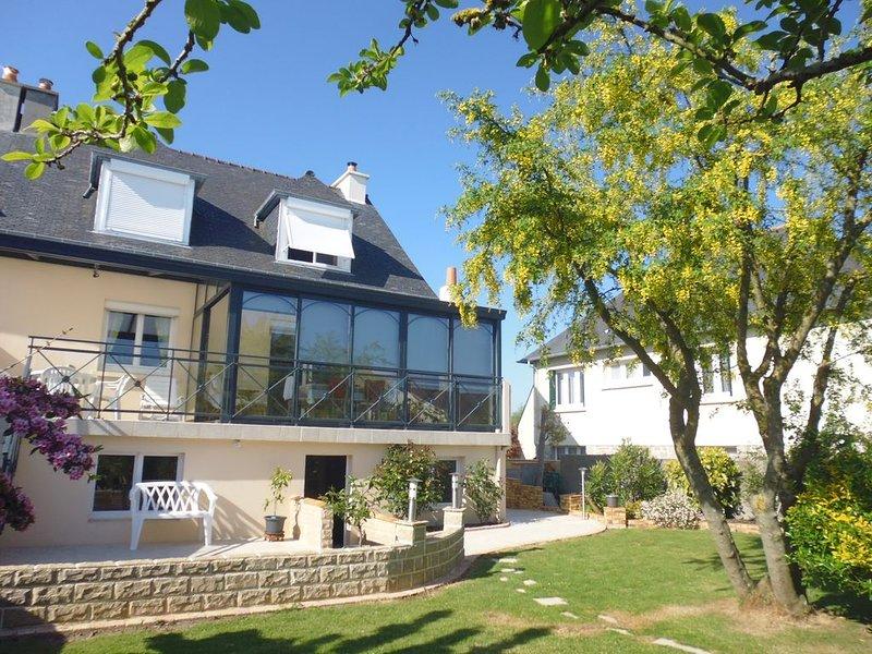 Maison de vacances entre les iles anglo-normandes et le mont st michel, vacation rental in St Suliac
