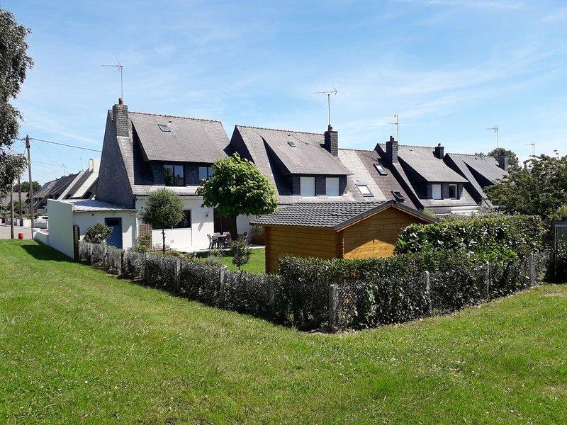 Maison de  95 m2 - Saint Avé - jardin et garage, holiday rental in Meucon