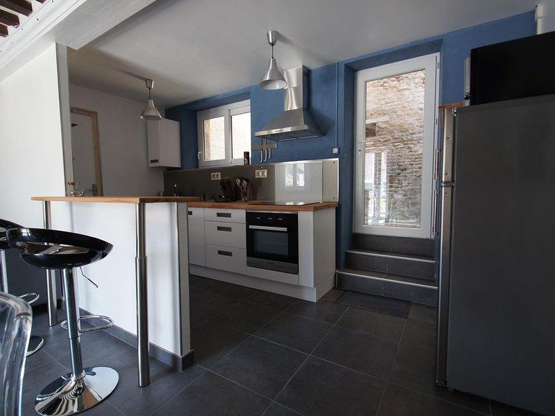 Maison de bord de mer, holiday rental in Saint-Aubin-Sur-Mer