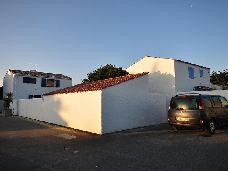 Villa familiale de bord de mer sur l'Ile de Noirmoutier - PROMO JUILLET, vacation rental in La Gueriniere