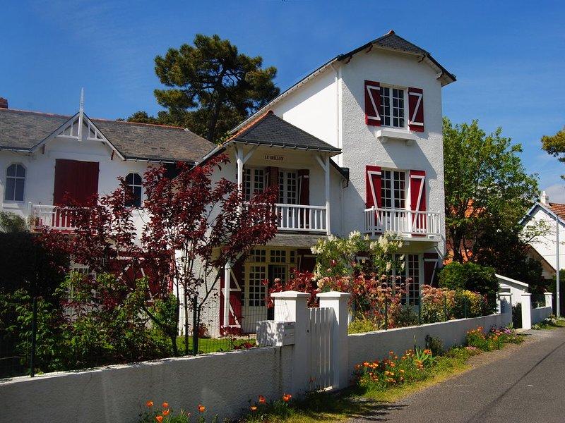 Studio de vacances 2 personnes Dans une résidence de charme ST3, location de vacances à Pornichet