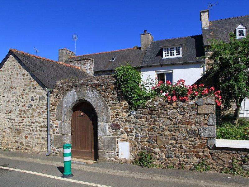 Maison de pêcheur, proche du bourg et des plages, location de vacances à Étables-sur-Mer