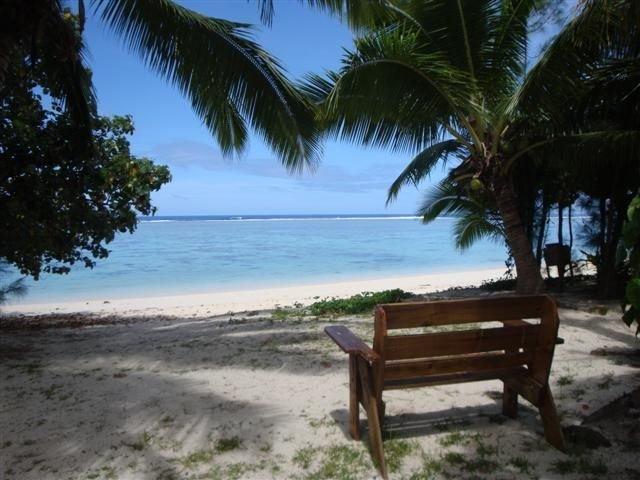 Aroa Beachfront House - Wifi Hotspot, vacation rental in Rarotonga