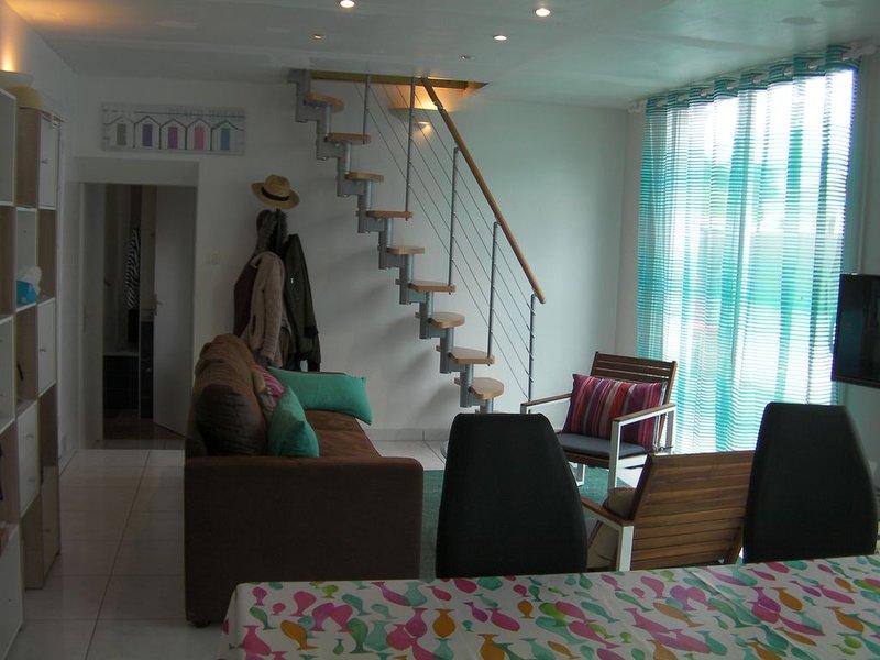 LUMINEUX  65  m2 å  350 m de la plage, vacation rental in Saint-Jean-de-Monts