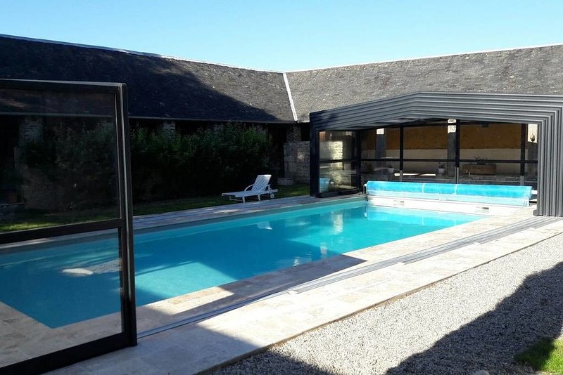 Gite 'Colleville', vacation rental in Longueville