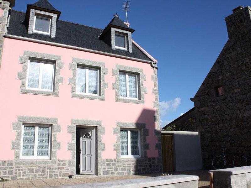 la  Maison Granit-Rose Ilede BATZ, Finistère,du Vendr/Sam AU VENDREDI,tt compris, holiday rental in Ile-de-Batz