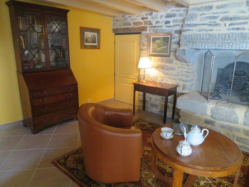 Maison de charme au coeur de Pont Aven, vacation rental in Riec-sur-Belon