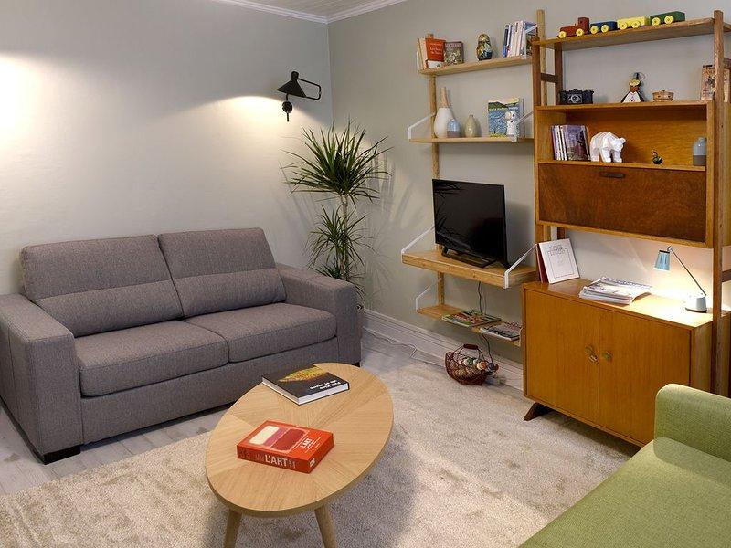 Très bel appartement à 3 mn de la plage, location de vacances à Saint-Quay-Portrieux