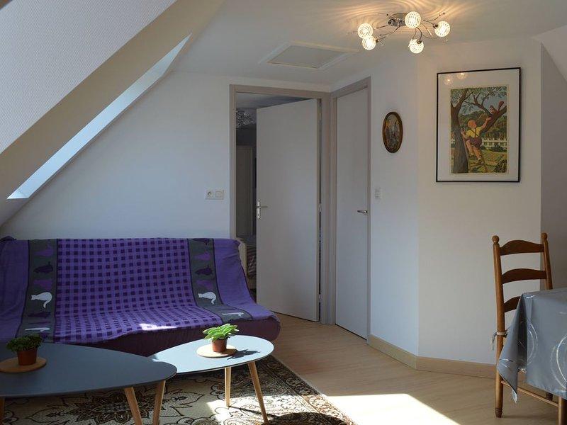 APPARTEMENT  TY FEUNTEN, vacation rental in Riec-sur-Belon