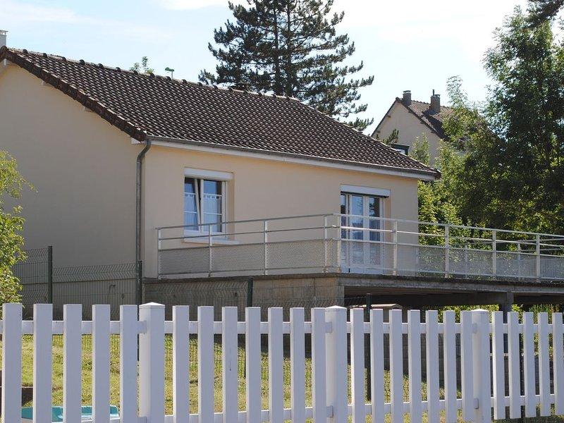 gites la belle vue dans très joli village normand à 2 minutes de la mer, location de vacances à Belleville-sur-Mer