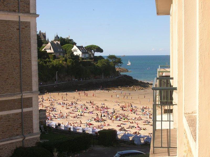 Bel appartement bord de mer, vacation rental in Dinard