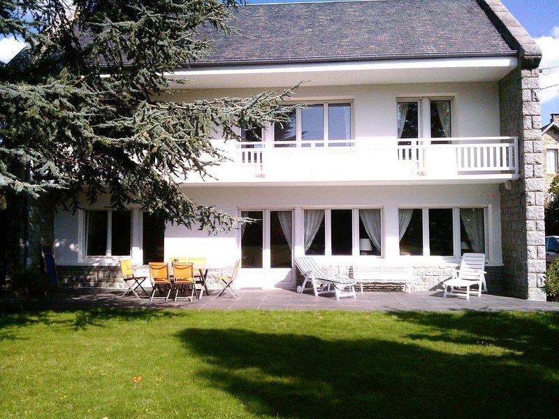 Maison de charme à Carolles en bord de mer/Manche du sud, location de vacances à Champeaux