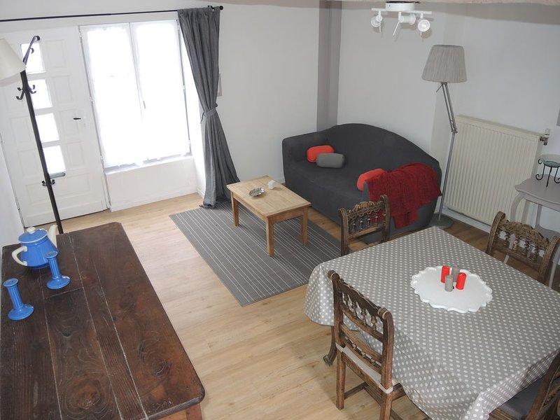 Cottage au coeur de Dinan, holiday rental in Lanvallay