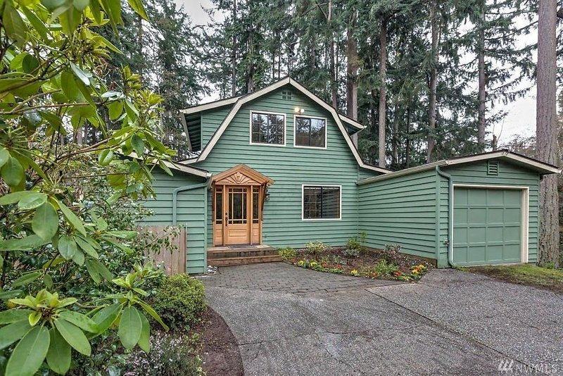 Solitude on South Whidbey, casa vacanza a Langley