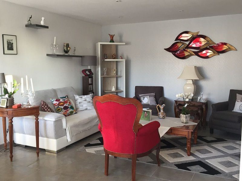 APPARTEMENT A LOUER POUR VOS VACANCES, holiday rental in Erdeven