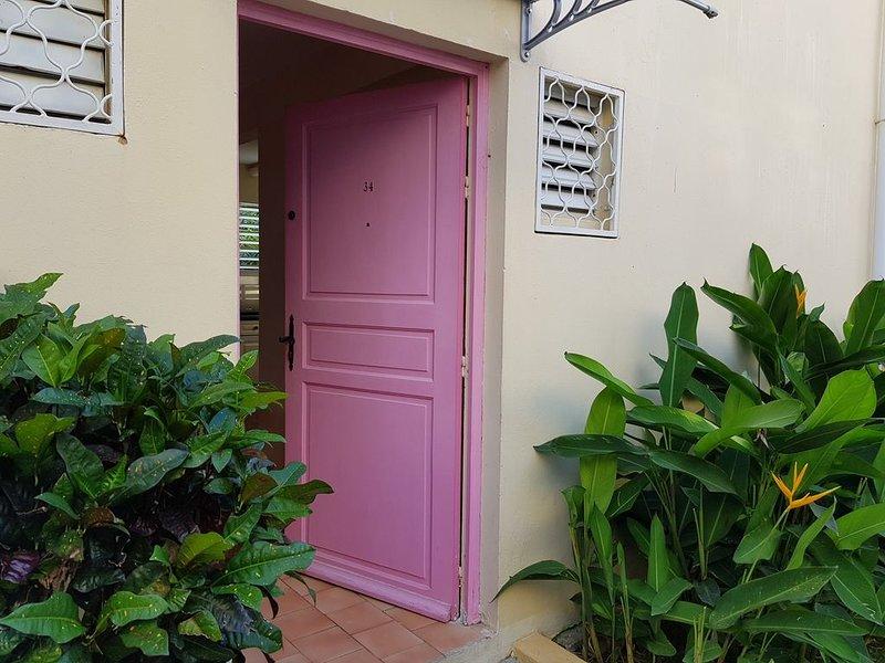 Calliandra, le charme et le calme, holiday rental in La Pagerie