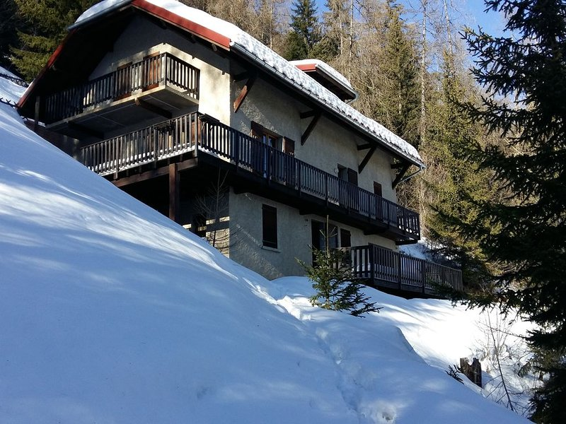 Chalet Pra loup Alpes du Sud, holiday rental in Meolans Revel