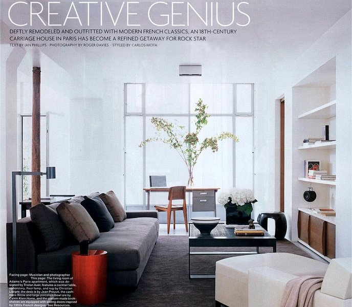 Ile Saint Louis VIP Loft of 2300 sqft published in many deco magazines & full AC, holiday rental in Paris