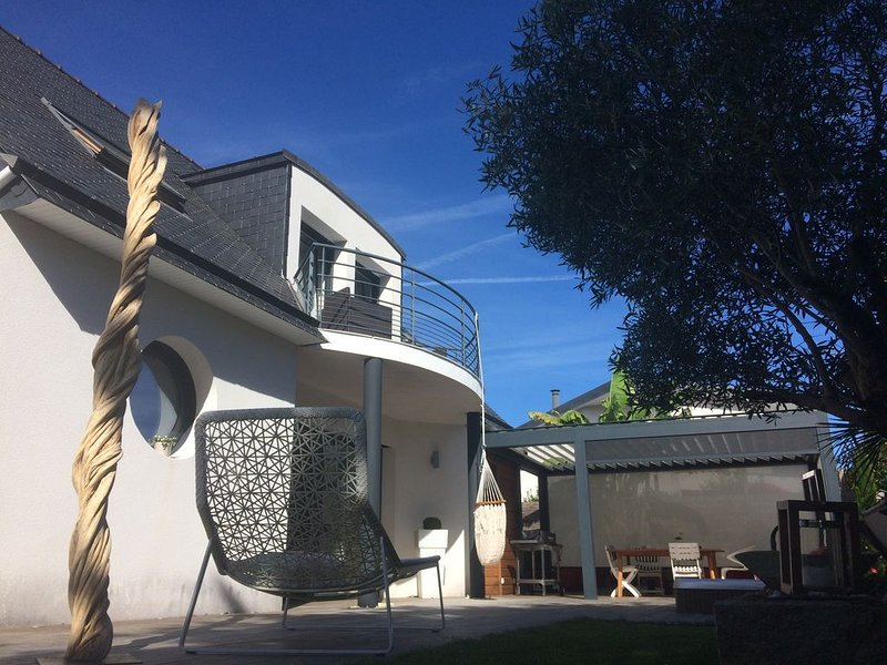 maison villa à Gouesnach près de Benodet, holiday rental in Gouesnach