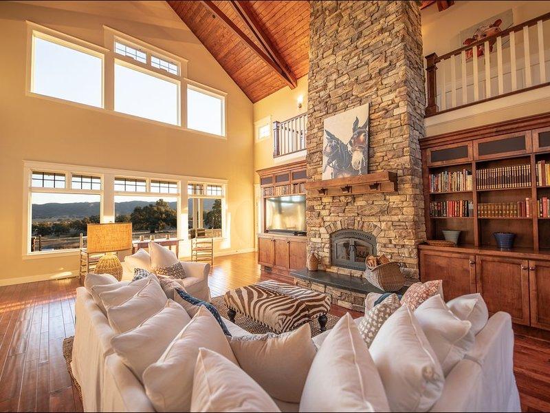 Riata Ranch, a luxury sanctuary and outdoor paradise, location de vacances à Santa Margarita