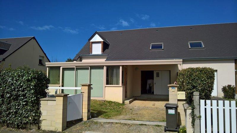 Maison proche plage secteur Granville, vacation rental in Saint-Pair-sur-Mer