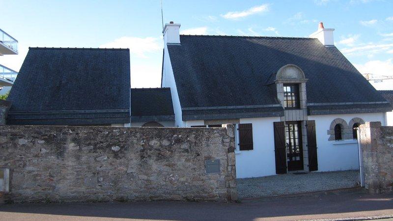 Un emplacement idéal -  Quiberon-port Maria, location de vacances à Quiberon