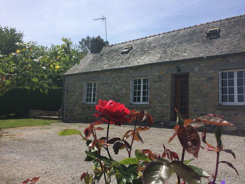 Chez Maria - Lac de Guerlédan, location de vacances à Saint-Aignan