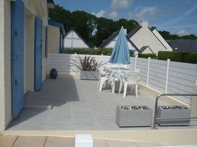 location maison à moelan sur mer, vacation rental in Quimperle
