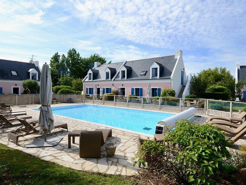 Belle Ile: La Maison Désirade (5 à 6 personnes), location de vacances à Belle-Ile-en-Mer