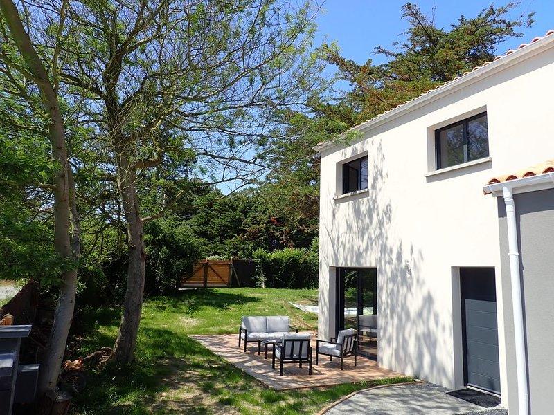 Maison 300 m Mer et Plage, alquiler vacacional en La Plaine-sur-Mer