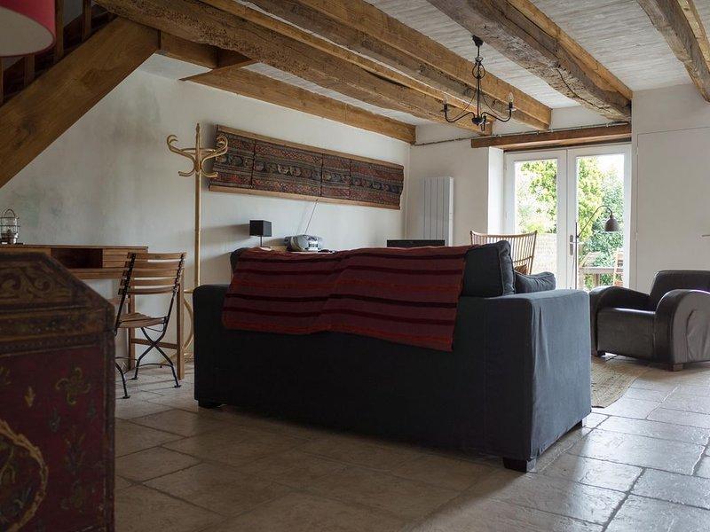 Maison de Pêcheur Golfe du Morbihan, casa vacanza a Sarzeau