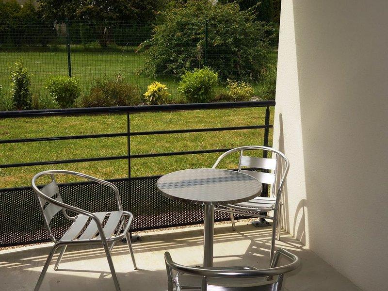 Appartement confort dans résidence en Pays Bigouden, location de vacances à Saint-Jean-Trolimon