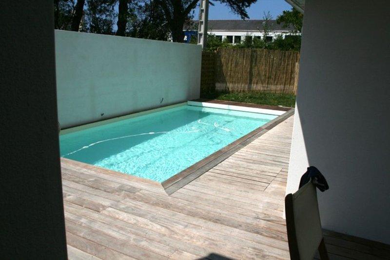 Maison 4 chambres LE POULIGUEN, holiday rental in Le Pouliguen