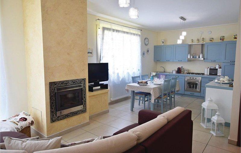 3 Zimmer Unterkunft in Siviano Monteisola BS, holiday rental in Sulzano