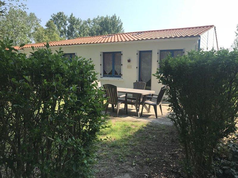 --Gite les vanneaux-_, location de vacances à Soullans