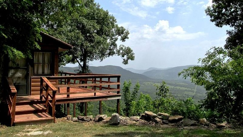 Arkansas Grand Canyon View Cabin, holiday rental in Parthenon