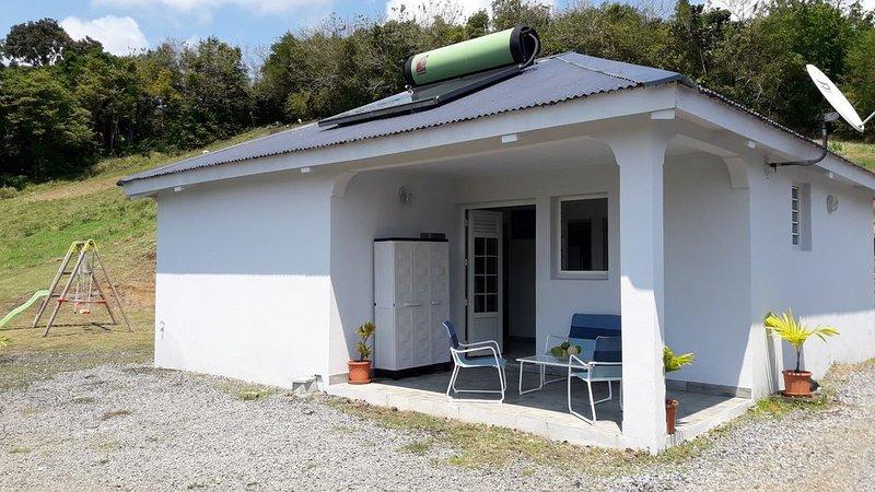 Jolie maison de vacances F3, location de vacances à Riviere-Pilote