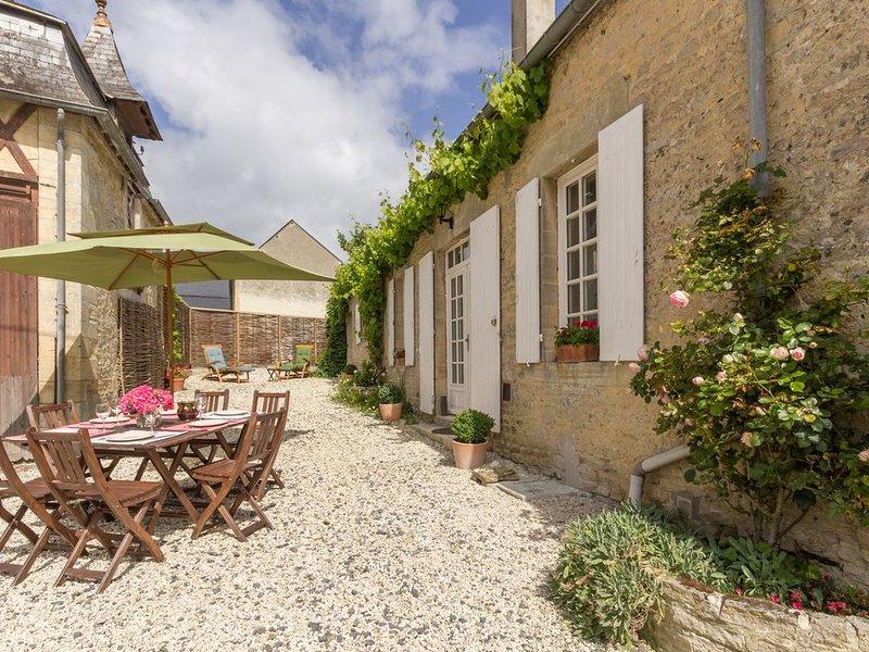 Marigny Cottage ,en plein coeur des plages du débarquement., holiday rental in Commes