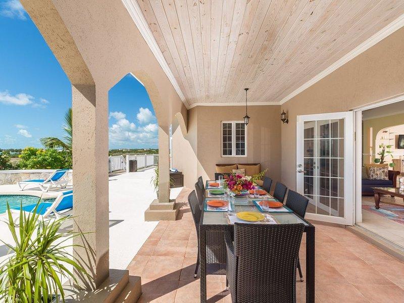 Turks & Caicos Inviting Vacation Home, alquiler de vacaciones en Leeward