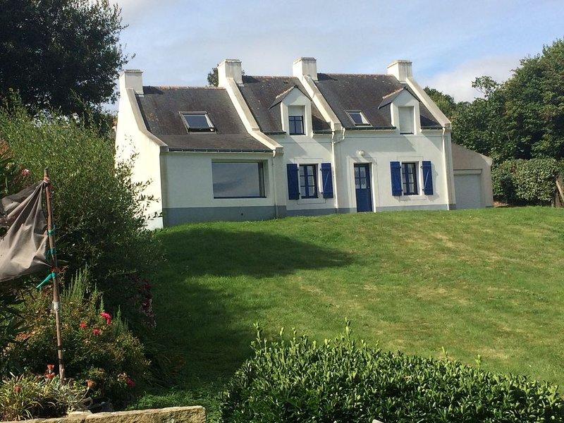 Belle maison de propriétaire en bord de plage, location de vacances à Belle-Ile-en-Mer