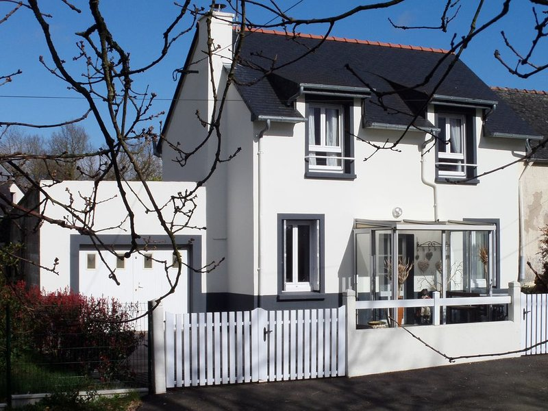 Maison de vacances au coeur de la Bretagne, vacation rental in Saint-Servant