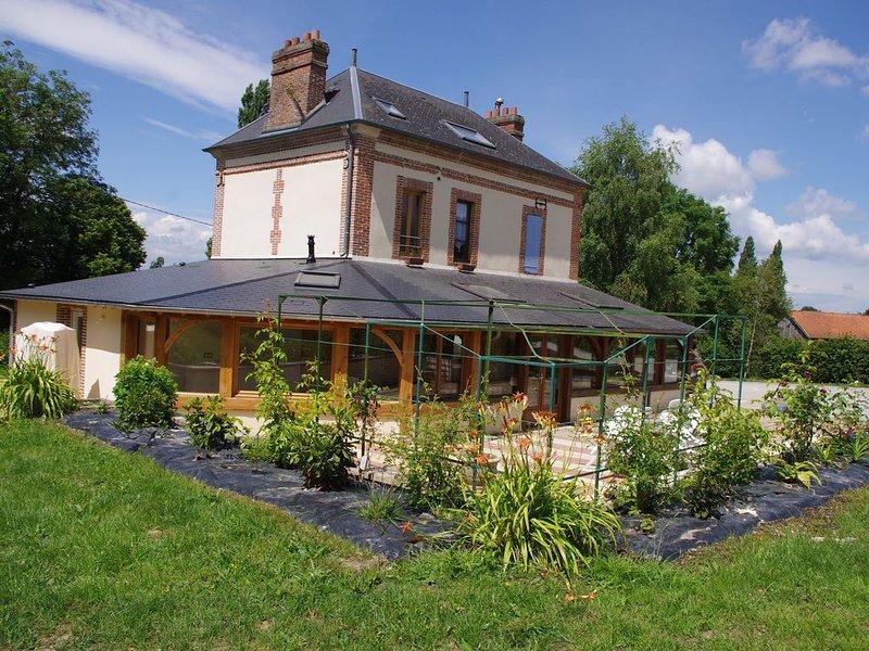 Gite rural au calme dans la campagne, location de vacances à Moulins-la-Marche