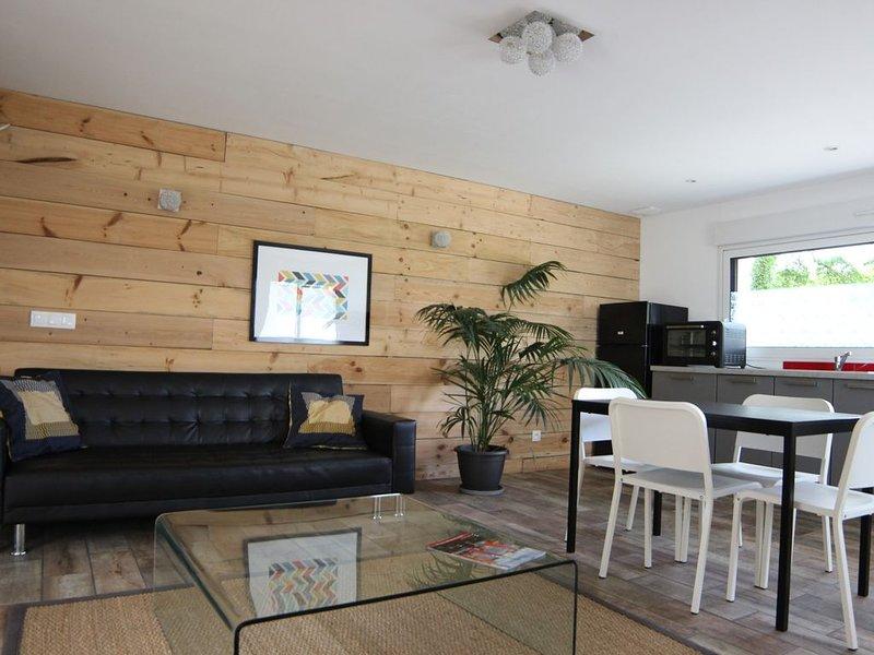PROCHE MER Ty-gîte du bout du monde, holiday rental in Daoulas
