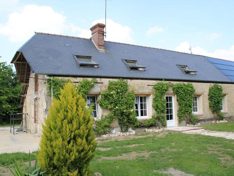 Maison entierement rénovée à la campagne dans village touristique, location de vacances à Moulins-la-Marche