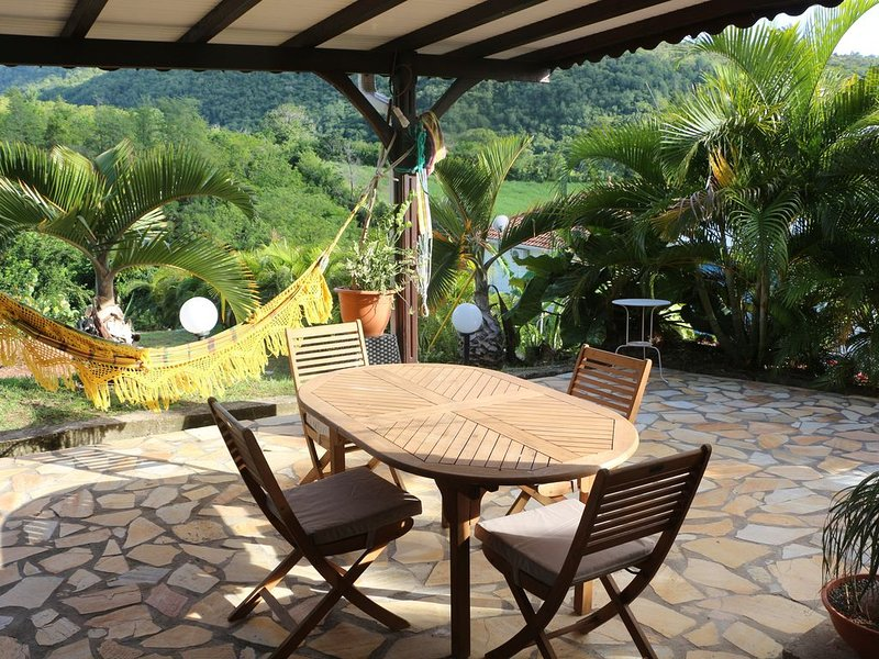 TI  BWA ..L'APPART WEST INDIES, holiday rental in Sainte-Luce