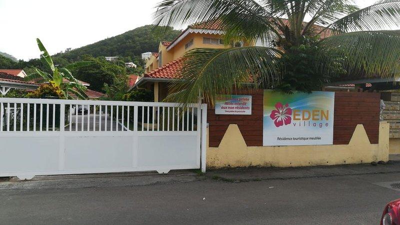 Vos Magnifiques Vacances sous les Tropiques de la Martinique, holiday rental in La Pagerie