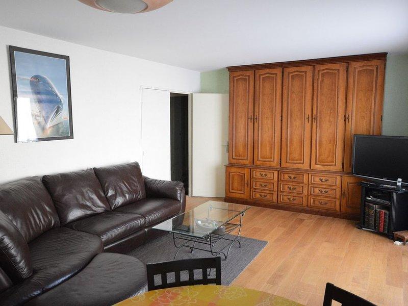 Appartement de 3 pièces au métro Charenton Écoles, alquiler de vacaciones en Val-de-Marne