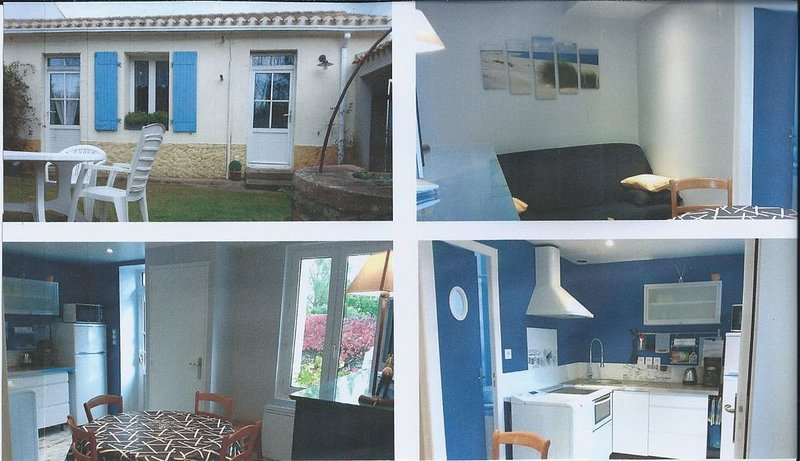 la quiètude de la campagne à proximité de l'océan / 19C139, holiday rental in L'Ile-d'Olonne