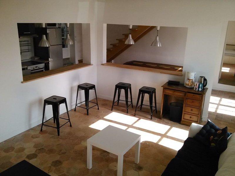 Gîte 'le petit rôle' ***, vacation rental in Arbonne-la-Foret