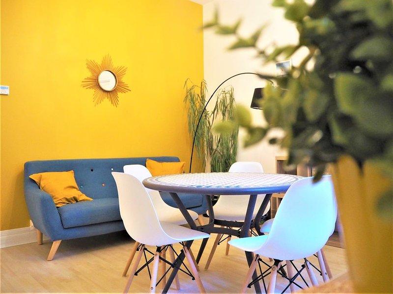 Spacieux 3 pièces face au Grand Hôtel de Cabourg, vacation rental in Cabourg